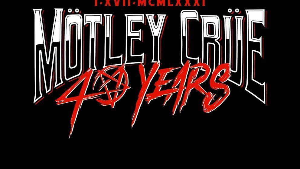 40 Jahre Mötley Crüe!