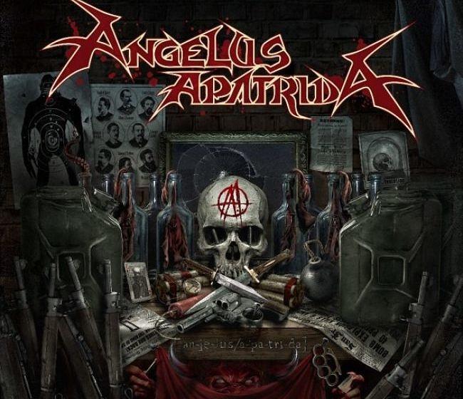 Angelus Apatrida ANGELUS APATRIDA