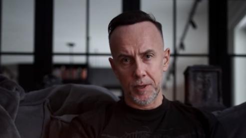 Adam 'Nergal' Darksi im Video zu seiner Ordo Blasfemia