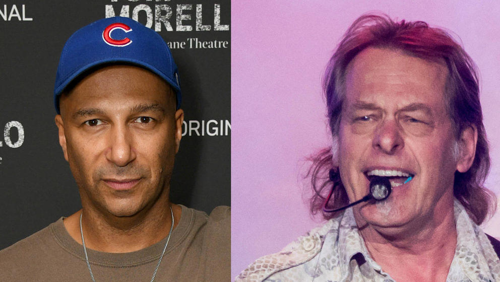 Unwahrscheinliche Freunde: Tom Morello (l.) und Ted Nugent