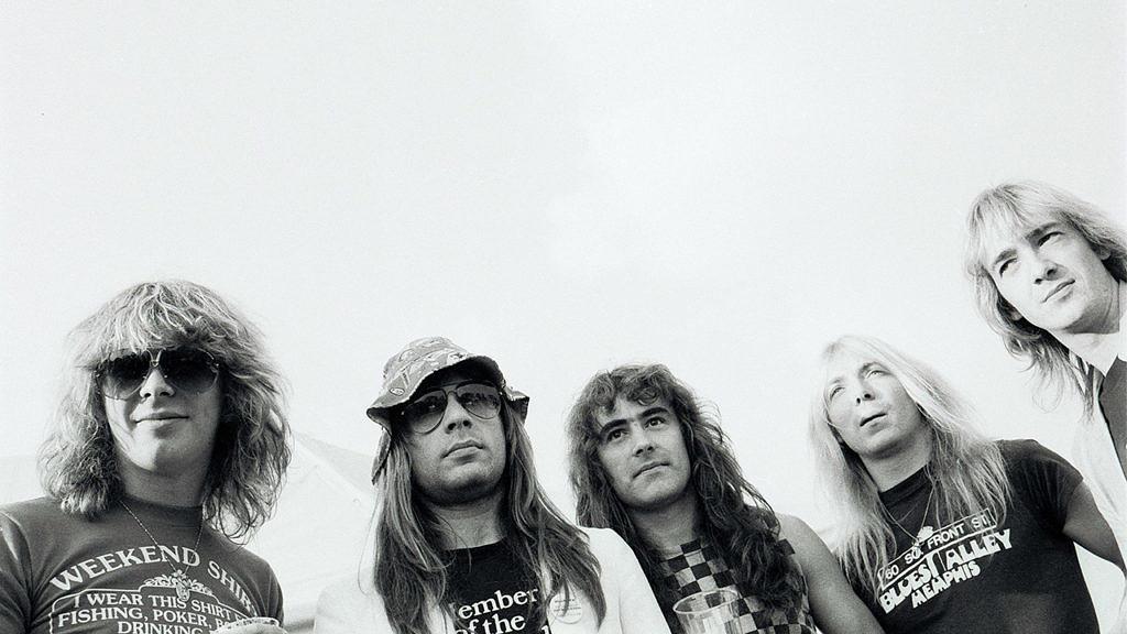 Iron Maiden, 1982.
