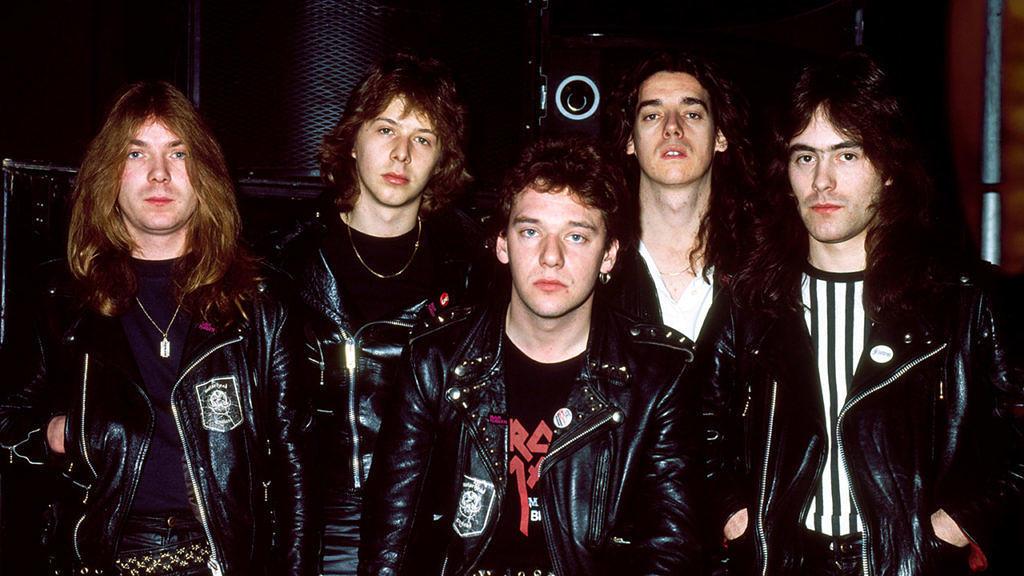 Iron Maiden, 1984.