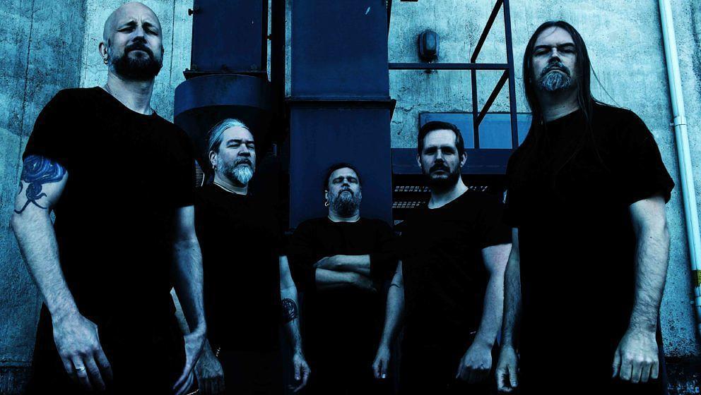 Meshuggah haben Fredrik Fredrik Thordendal zurückgeholt