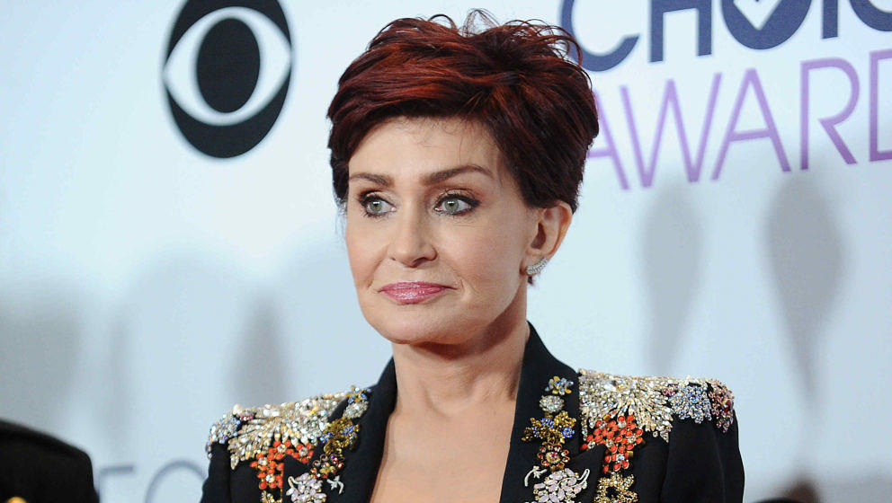 Sharon Osbourne bei den People's Choice Awards 2016 in Los Angeles
