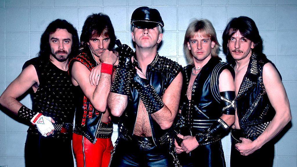 Judas Priest, 1984.
