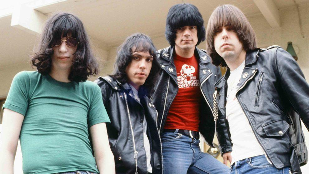 Die Ramones 1979 in New York