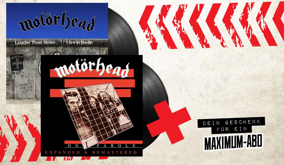Mot-rhead-Vinyl-Paket-12-Ausgaben-METAL-HAMMER-zum-Sparpreis