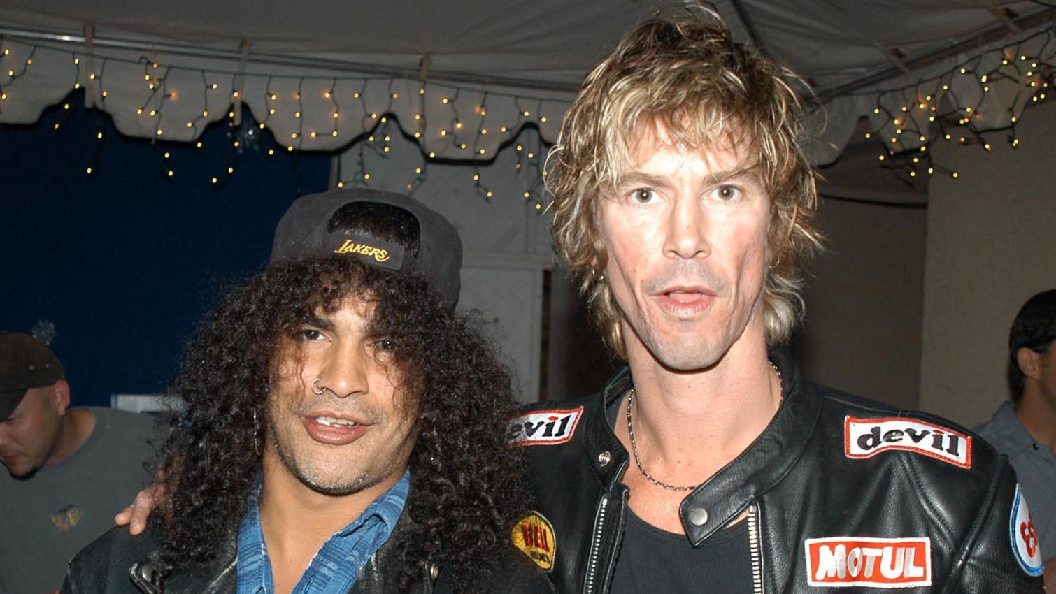 """Guns N' Roses: Duff über 1. Treffen mit Slash: """"Es war ein Kulturschock!"""""""