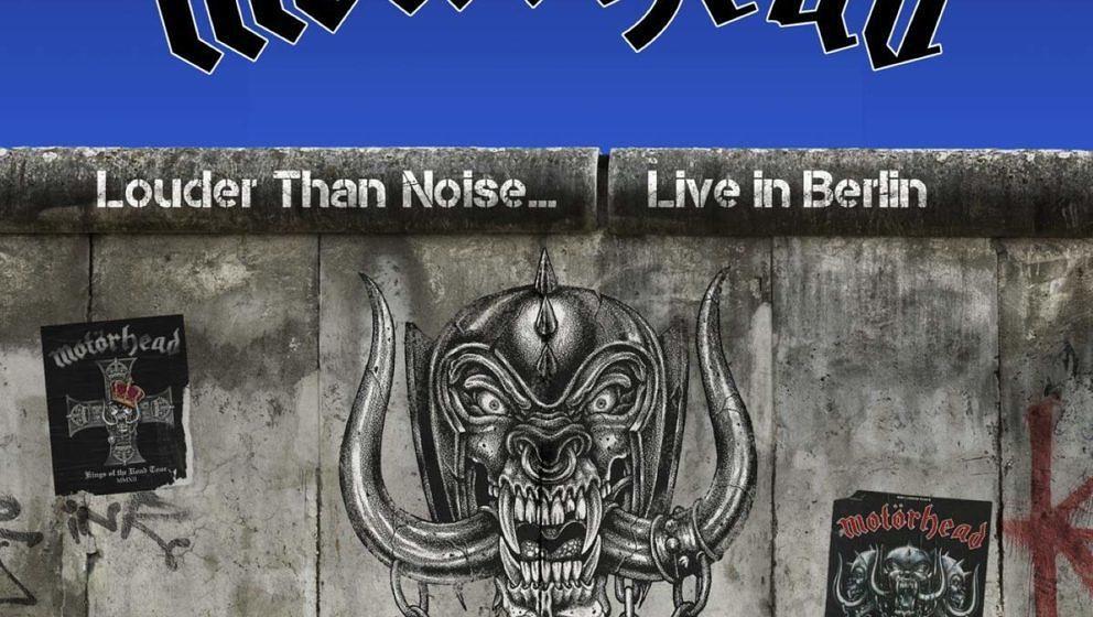 Motörhead LOUDER THAN NOISE... LIVE IN BERLIN