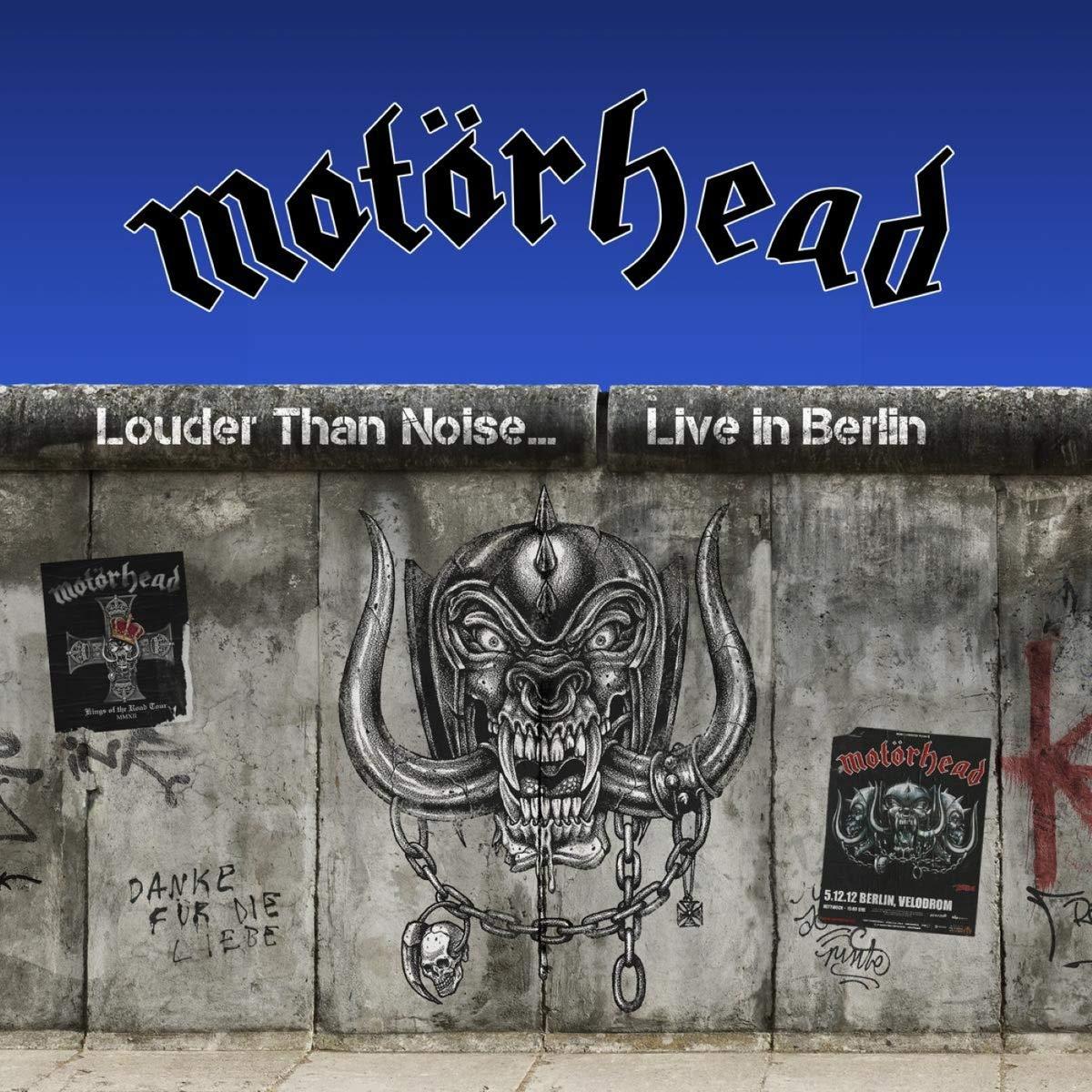 Kritik zu Motörhead LOUDER THAN NOISE… LIVE IN BERLIN