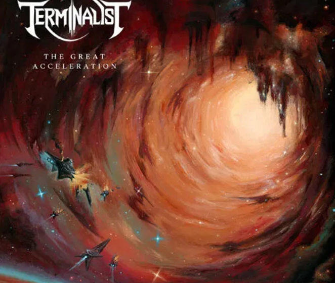 Terminalist THE GREAT ACCELERATION