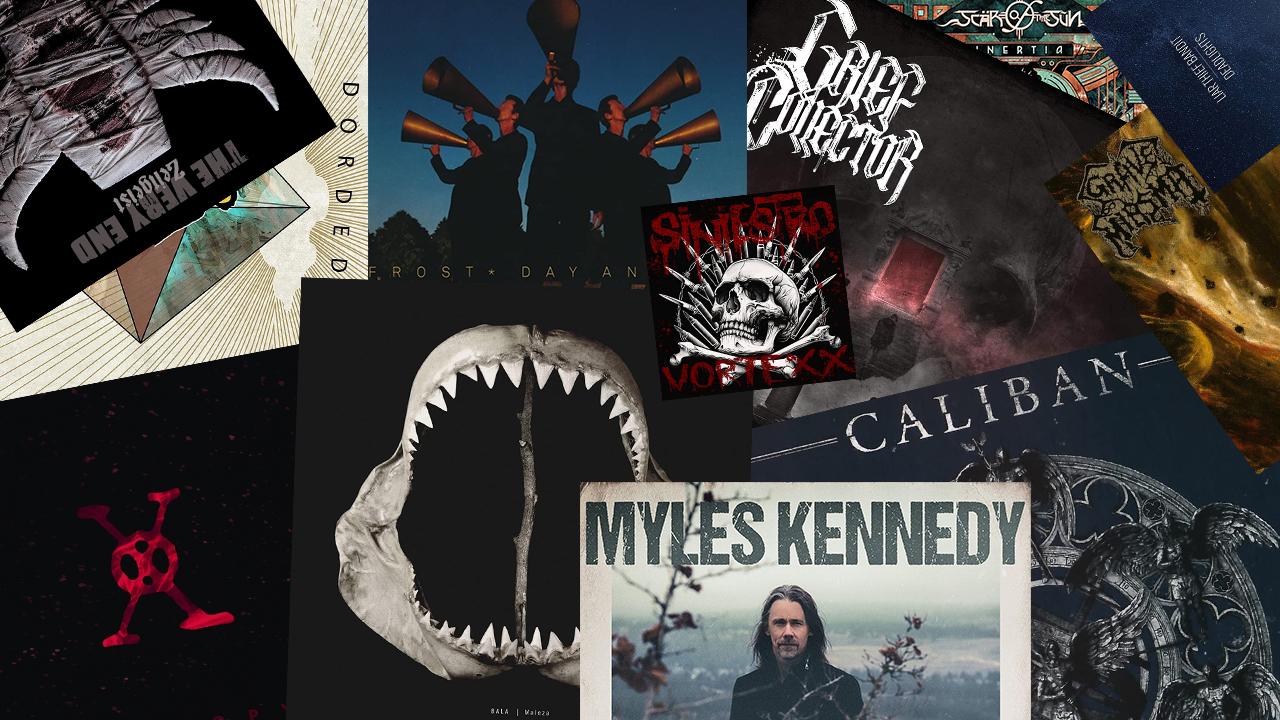 Die Metal-Alben der Woche vom 14.05. mit Myles Kennedy, Caliban, Dordeduh u.a.
