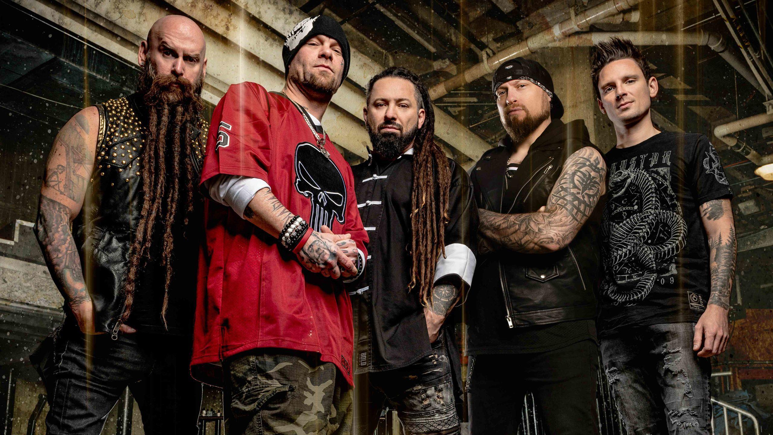 Five Finger Death Punch live 2022: Tour, Tickets, Termine, Städte