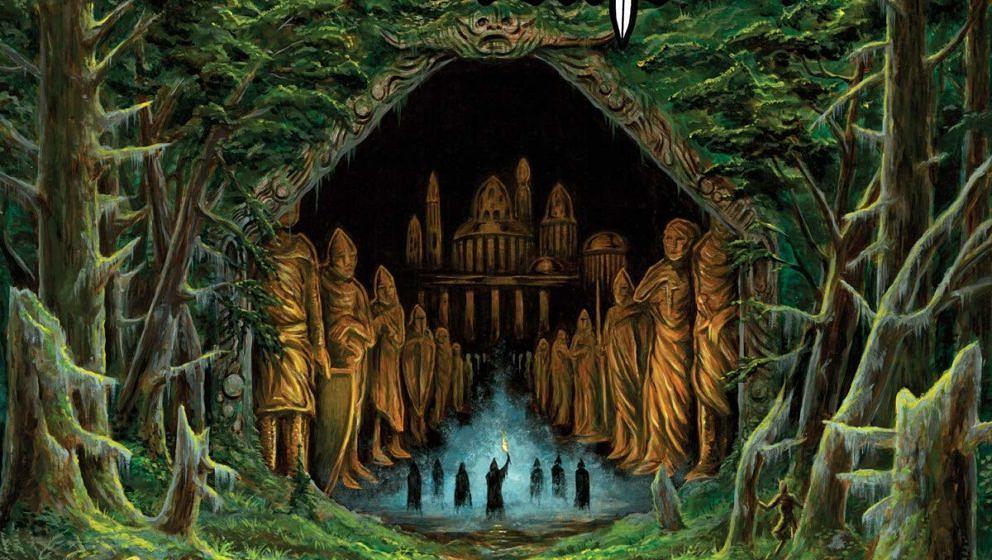 Blazon Rite ENDLESS HALLS OF GOLDEN TOTEM
