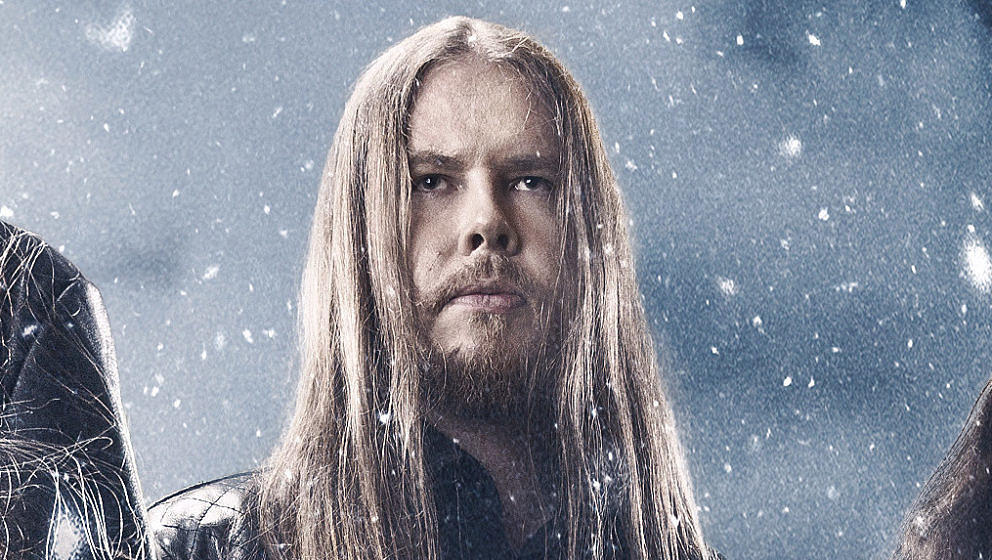 Wintersun-Bassist Jukka Koskinen spielt derzeit bei Nightwish