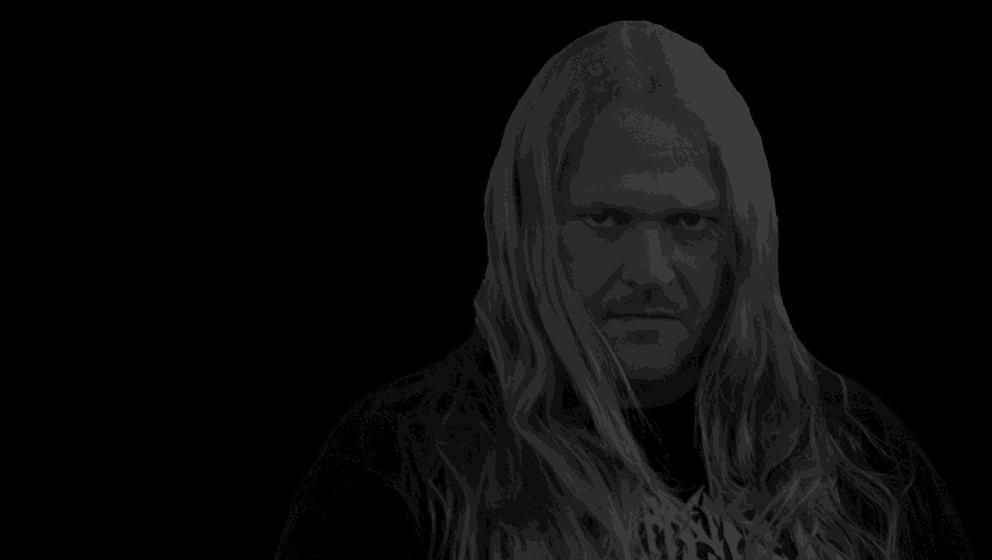 Fleshcrawl-Sänger Sven Groß