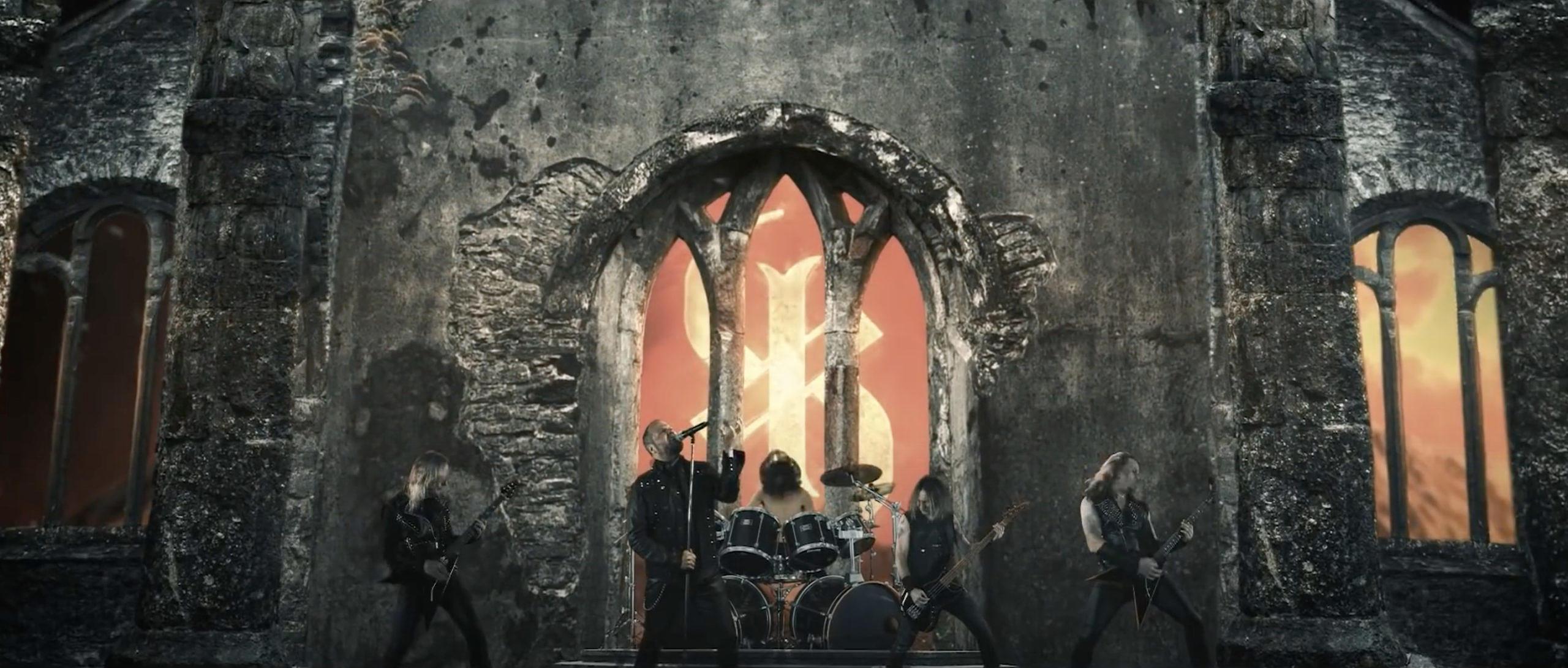 KK's Priest veröffentlichen Titel-Song 'Sermons Of The Sinner'