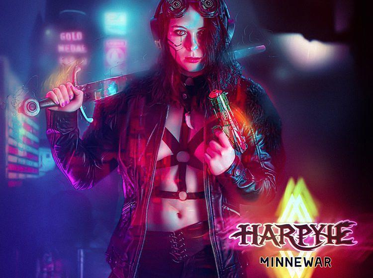Harpyie MINNEWAR