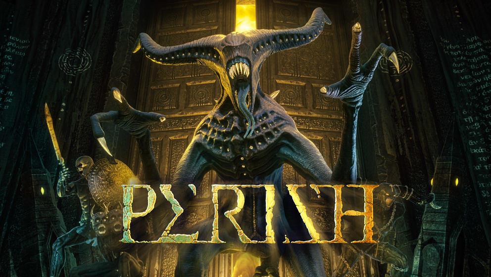 PERISH (Title artwork)