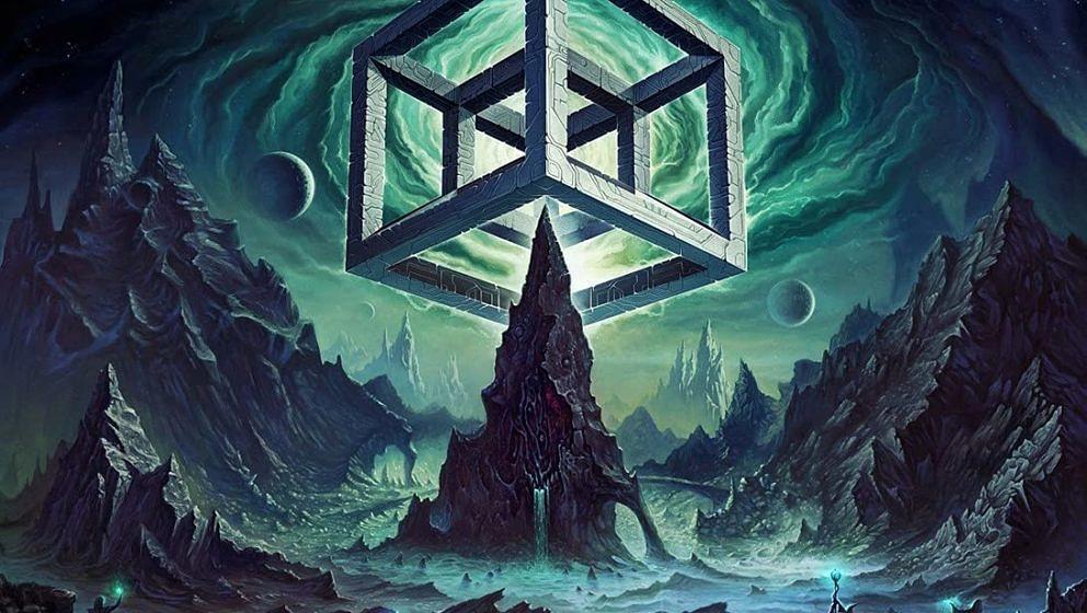 Wizardthrone HYPERCUBE NECRODIMENSIONS