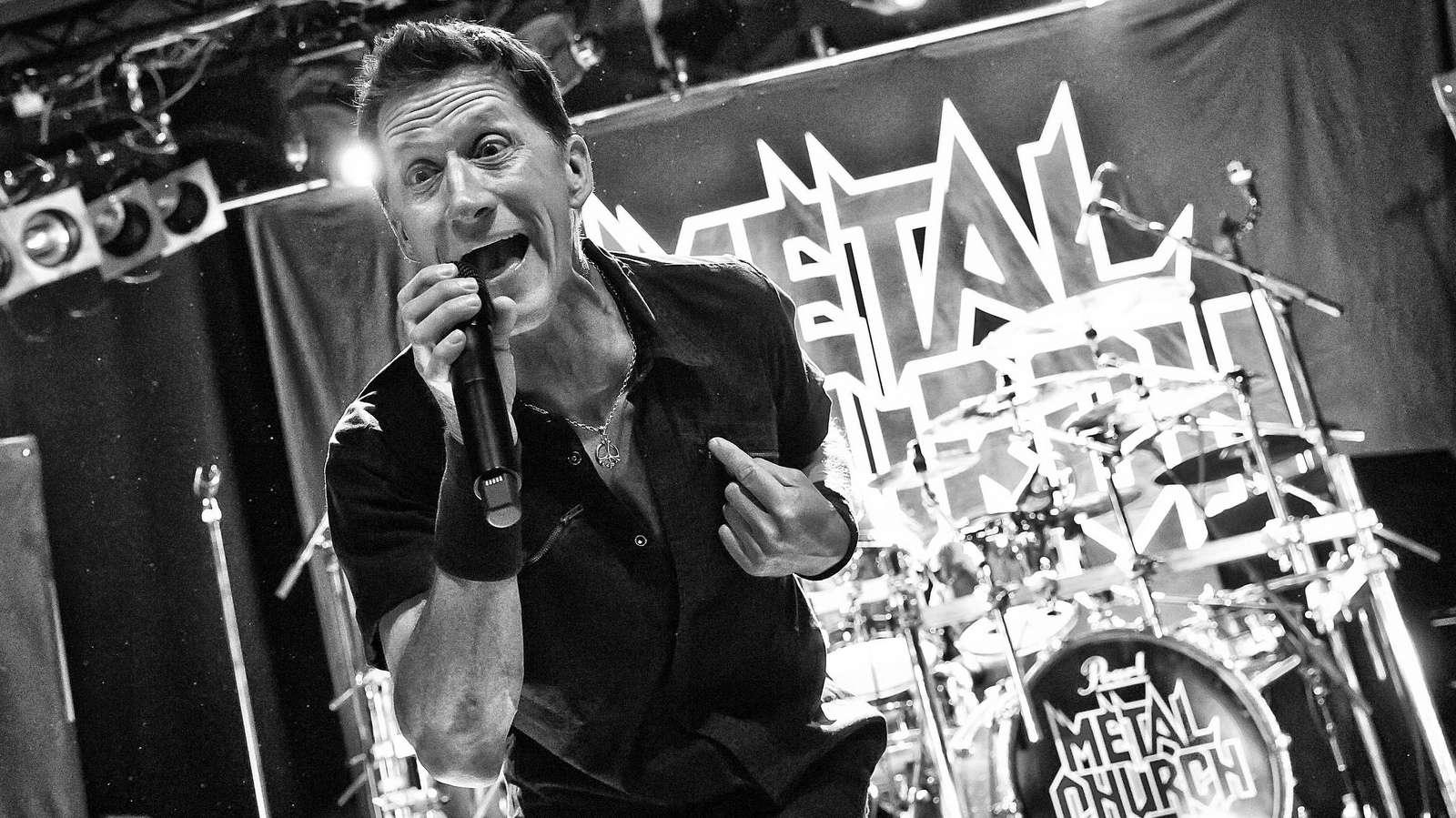 Metal Church-Sänger Mike Howe unerwartet verstorben