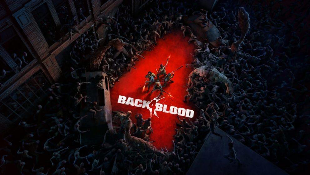 Back 4 Blood (Title Artwork)
