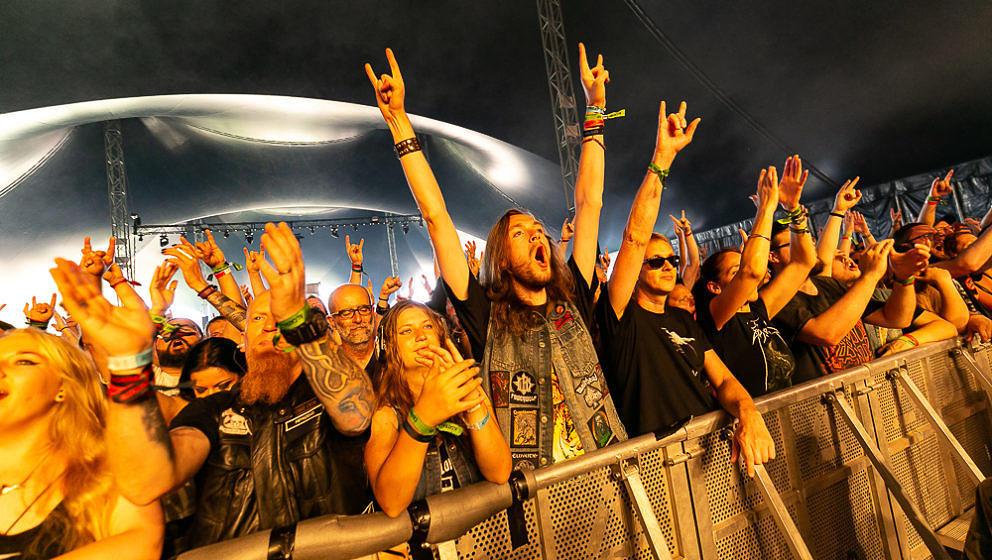 Alcatraz Festival 2021: Fans und Impressionen
