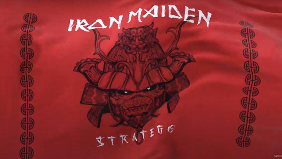 Iron Maiden 'Stratego'