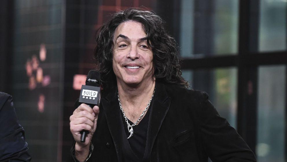 Kiss-Sänger Paul Stanley 2018 in New York