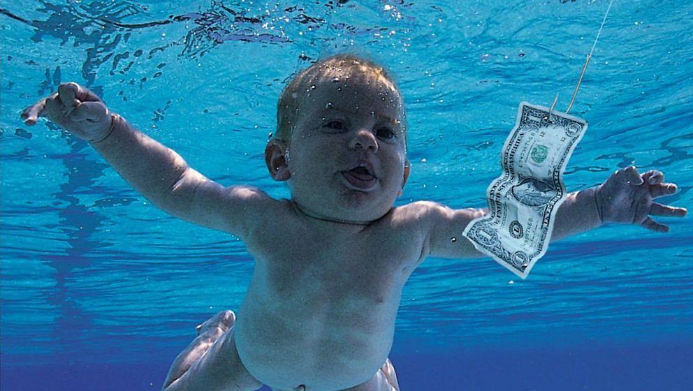 Spencer Elden war das Baby auf dem NEVERMIND-Cover von Nirvana