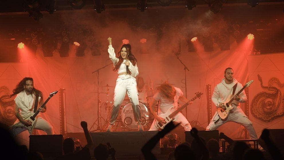 Enemy Inside Live @ Colos Saal, Aschaffenburg 27.08.21