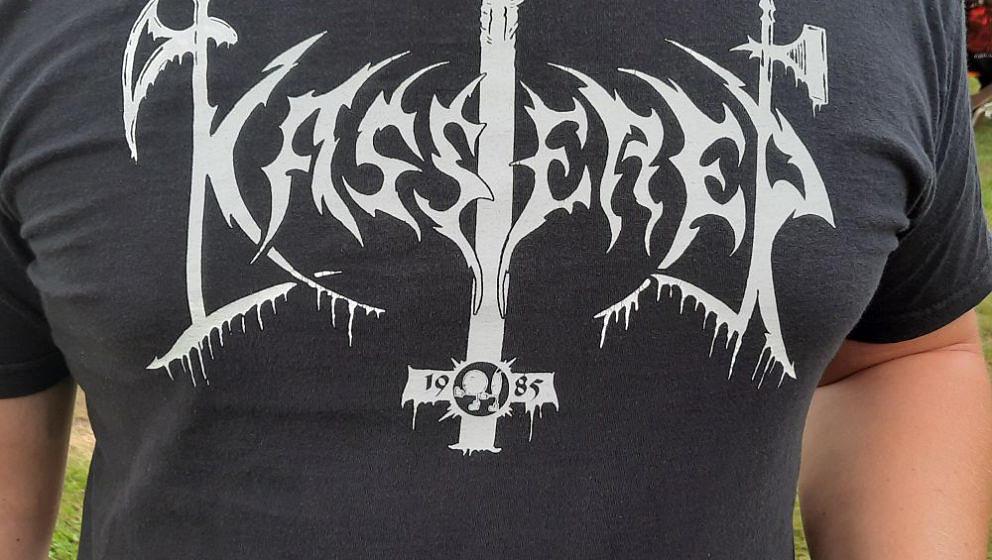 Kassierer goes Black Metal