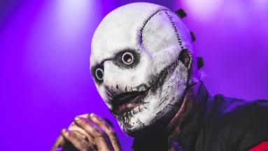 Slipknot-Frontmann Corey Taylor auf dem Rocklahoma 2021