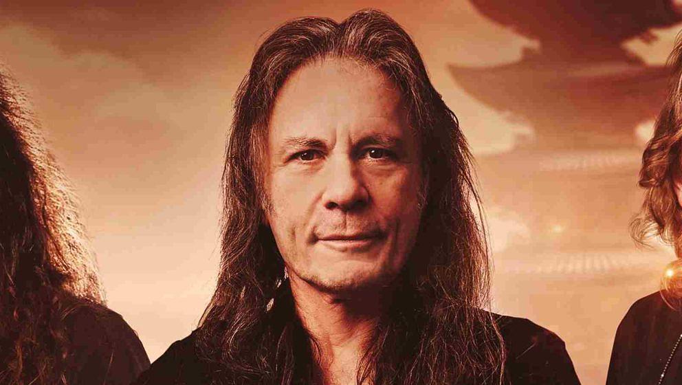 Iron Maiden-Frontmann Bruce Dickinson