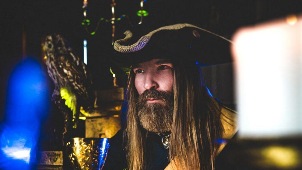 Sabaton-Bassist Pär Sundström