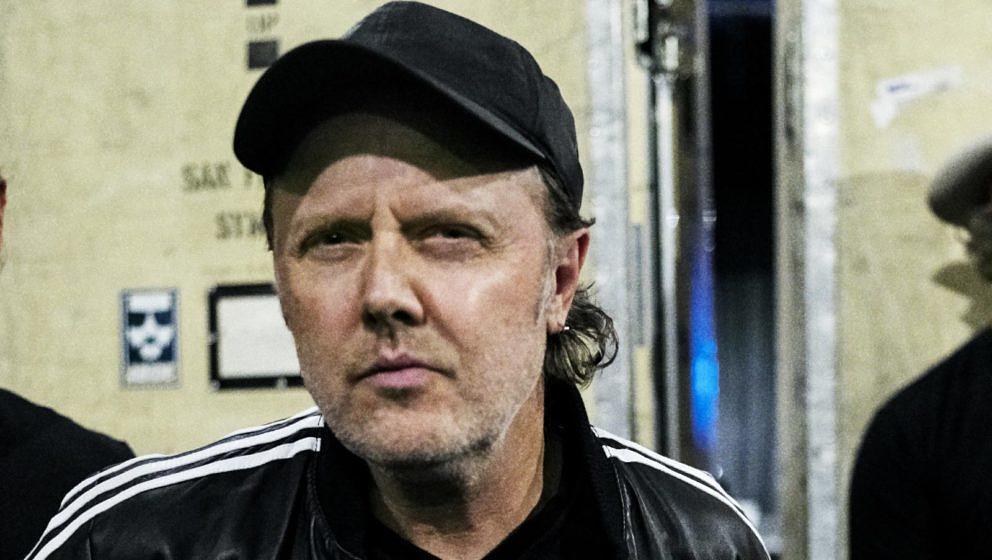 Metallica-Schlagzeuger Lars Ulrich