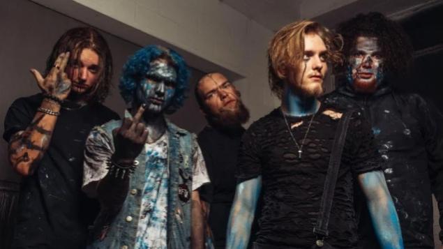 Bei Vended spielen die Söhne der Slipknot-Mitglieder Corey Taylor und Shawn Crahan