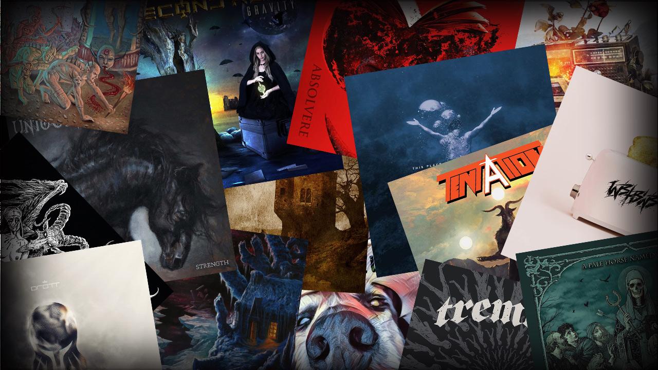 Die Metal-Alben der Woche vom 24.09. mit Paradox, Tremonti, Rivers Of Nihil u.a.