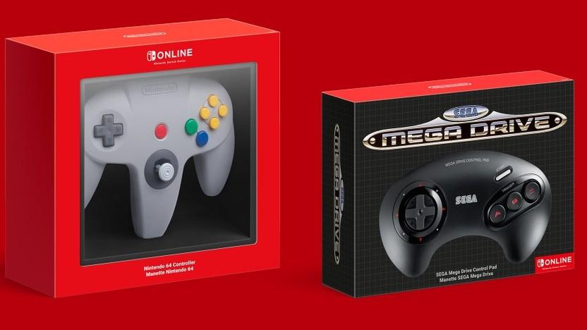 Nintendo Switch Online (Retrocontroller)