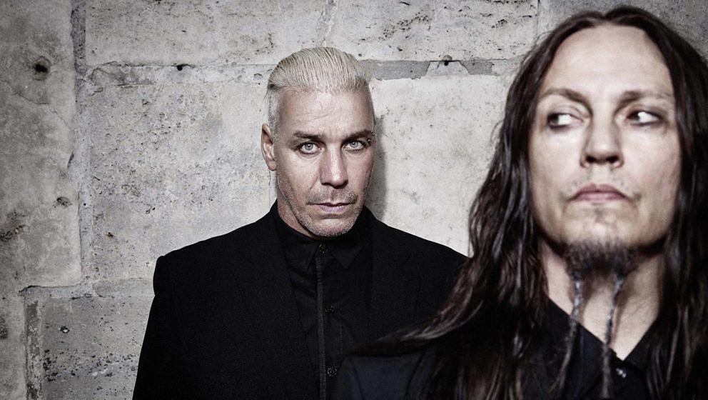 2015, als Till Lindemann und Peter Tägtgren noch ein Band bildeten