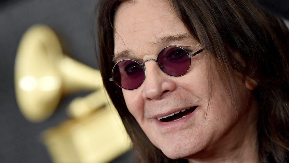Ozzy Osbourne bei der Grammy-Verleihung 2020