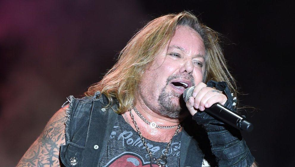 Mötley Crüe-Sänger Vince Neil 2019 in Louisville, Kentucky