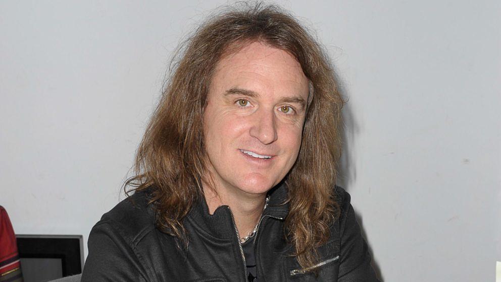 ex-Megadeth-Bassist Dave Ellefson