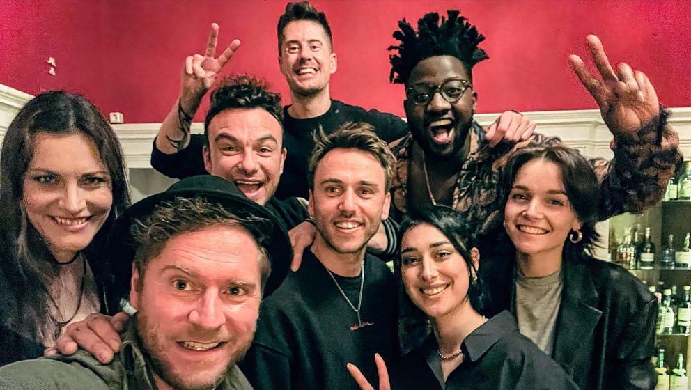 Floor Jansen verleiht 'Sing meinen Song' einen metallischen Anstrich
