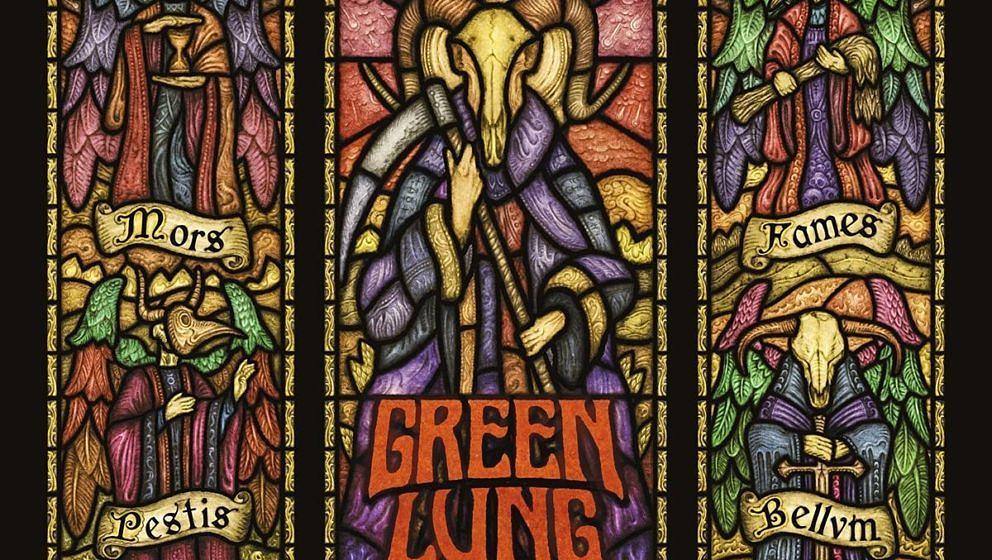 Green Lung BLACK HARVEST