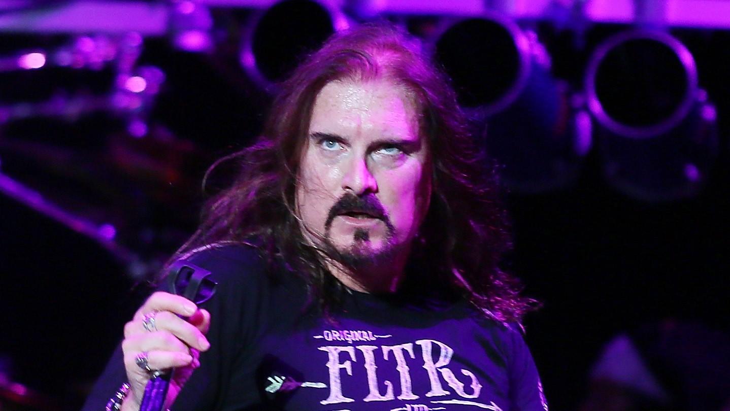James LaBrie (Dream Theater) schlug Angebot von Iron Maiden aus